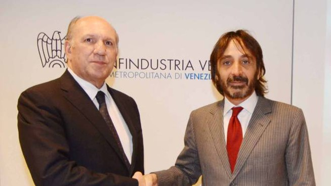 Gian Michele Gambato e Federico de' Stefani
