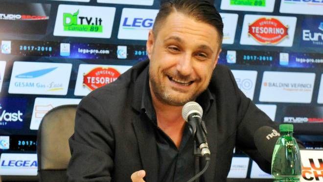 Il nuovo proprietario della Lucchese, Lorenzo Grassini (Alcide)