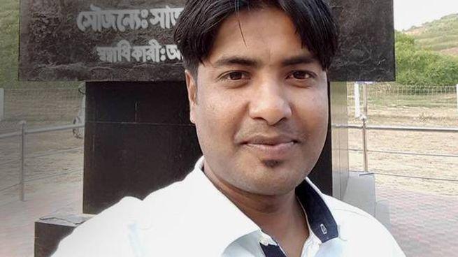Samsul Haque Swapan, 23 anni