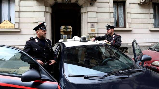 I carabinieri hanno fermato i due marocchini
