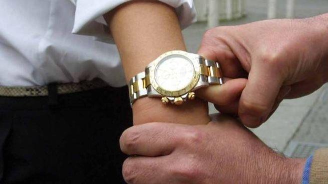 Furto di Rolex (foto di repertorio)