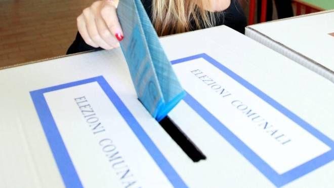 Elezioni comunali 2018, alle urne il 10 giugno (Foto Ravaglia)