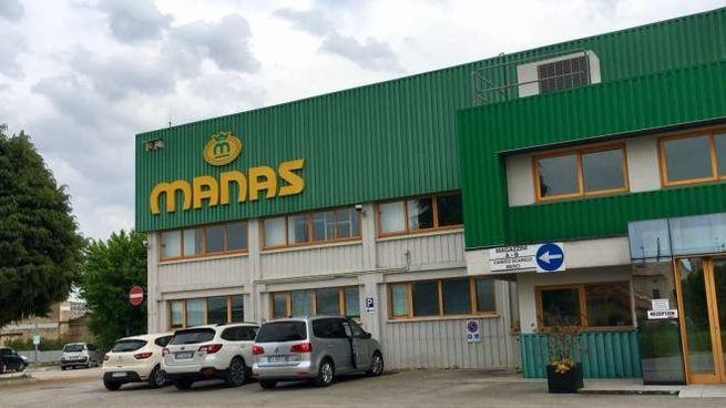 Lo stabilimento dell'Alma, ex Manas
