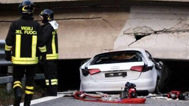Sotto il ponte di Annone perse la vita Claudio Bertini di 68 anni