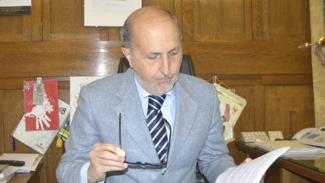 Il prefetto Giuseppe Mario Scalia
