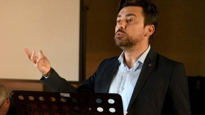 Cristiano Zagatti della Cgil (foto archivio Businesspress)