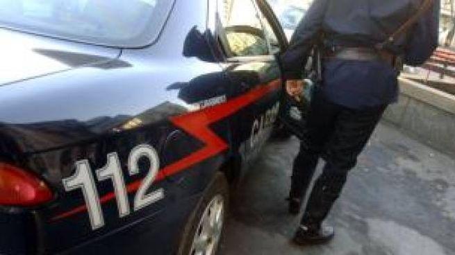 I carabinieri (Foto archivio)