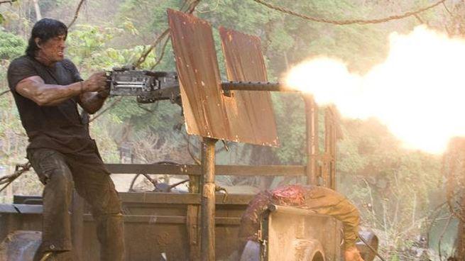 Una scena del film 'John Rambo' – Foto: Millennium Films
