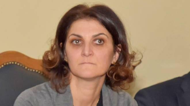 Angela Gregorini vicesindaco e assessore al Commercio