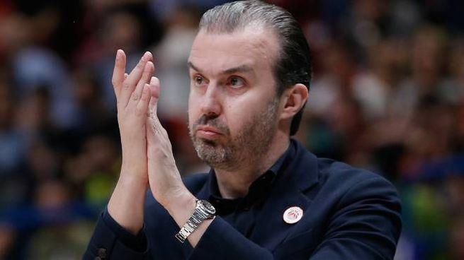 Coach Simone Pianigiani