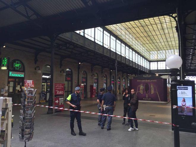 Bologna allarme bomba in stazione foto e video cronaca