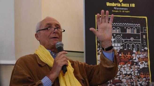 "Carlo Pagnotta, patron di ""Umbria Jazz"""