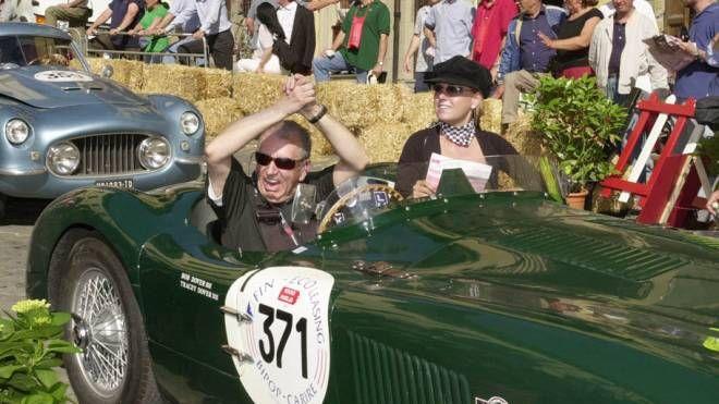 MILLE MIGLIA Le auto d'epoca attese il 17 da Cervia per San Marino a metà mattinata. Passaggio in Panoramica e poi in piazza