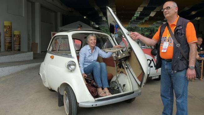"""I modelli della storica casa automobilistica protagonisti all'evento """"Bella Iso 2018"""""""