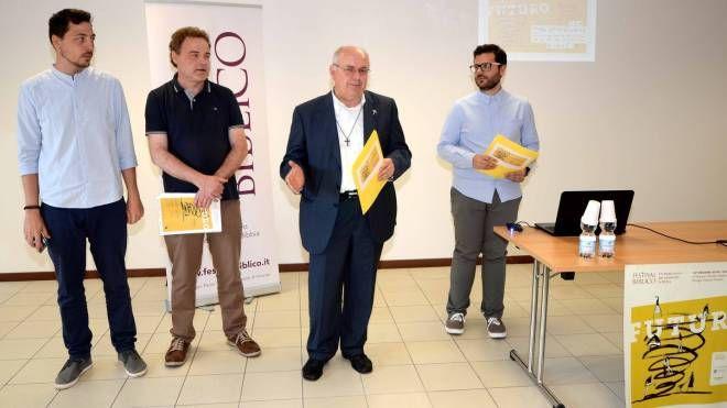 La conferenza stampa di presentazione (Foto Donzelli)