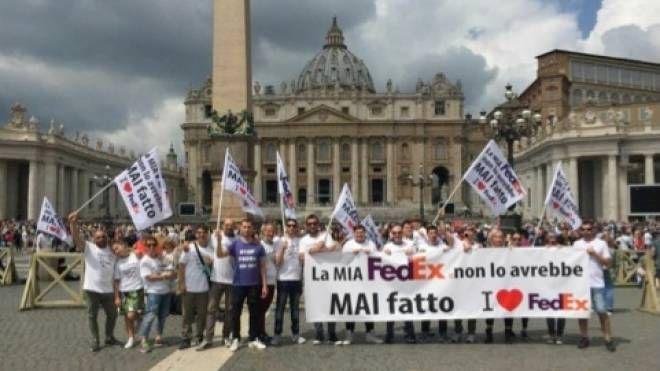 I corrieri a Roma