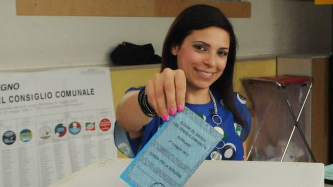 Elezioni comunali, una foto d'archivio. Si vota il 10 giugno