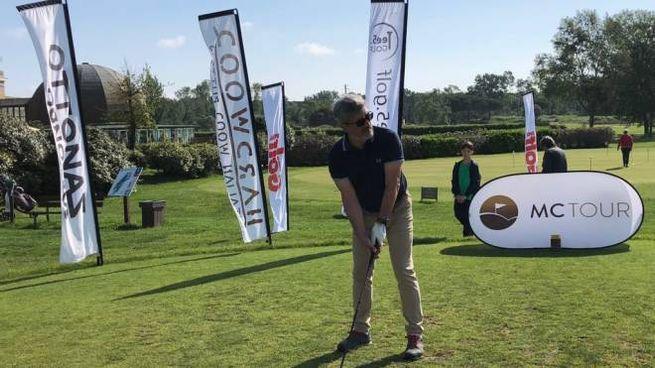 Golfisti in rappresentanza di venti circoli per la tappa Mc Tour al Cosmopolitan