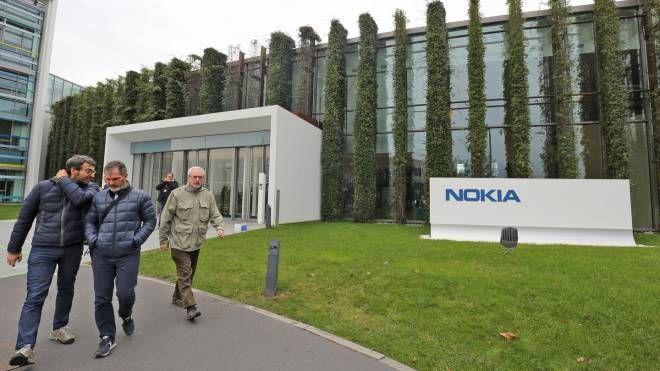 La sede italiana della multinazionale svedese nell'Energy Park (Rossi)