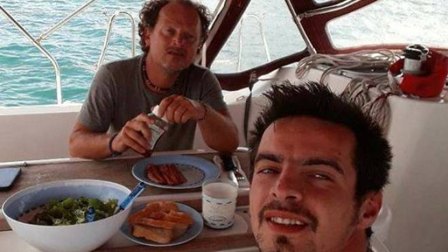 I marinai dispersi Aldo Revello e Antonio Voinea