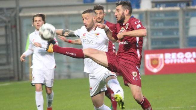 La Reggiana vince a fatica contro il Bassano