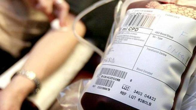 DOVEVA ESSERE OPERATO Ma prima serviva una trasfusione di sangue