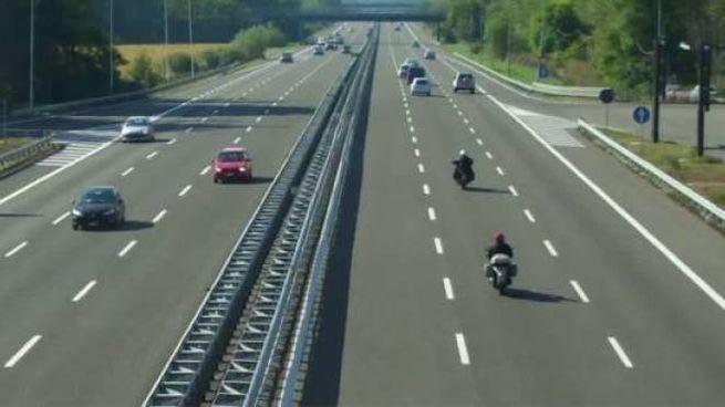 Lavori in autostrada