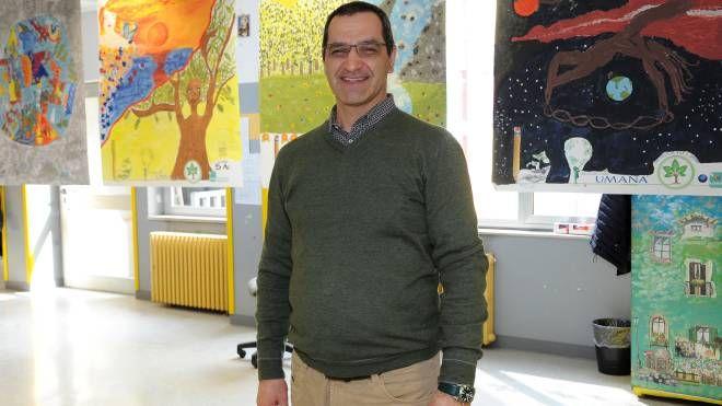 Il sindaco di Arluno Moreno Agolli