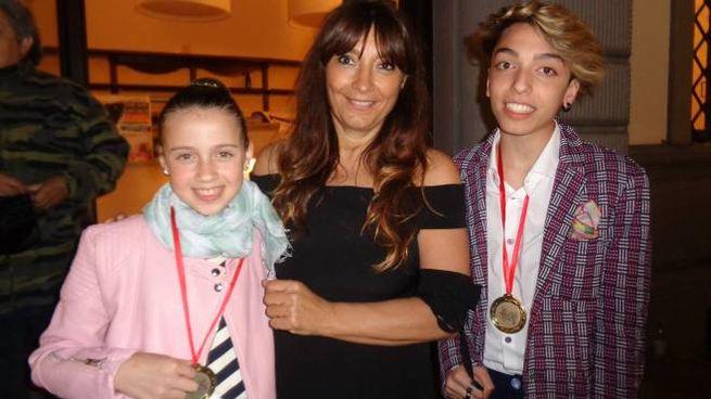 Catia Conficoni, 'mamma' di Vocine, tra i vincitori Stella Giorgi e Francesco Barbagallo