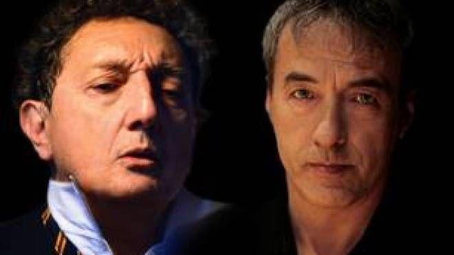 Sandro Lombardi e David Riondino al Teatro Verdi di Pisa