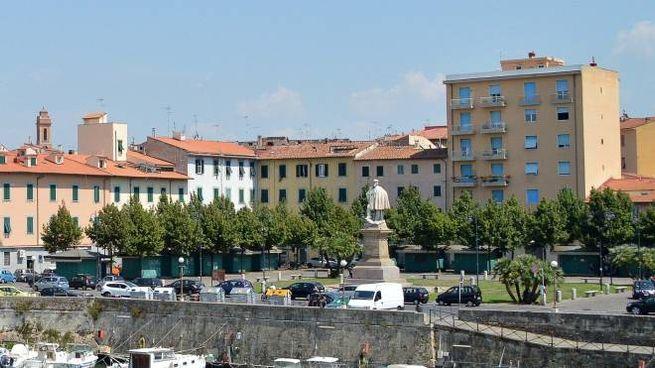 Piazza Garibaldi (foto Lanari)