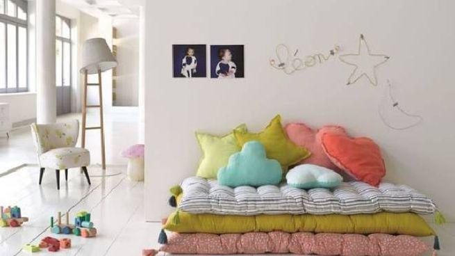 Idee Per Decorare La Camera : Idee per decorare la cameretta dei bambini magazine tempo libero