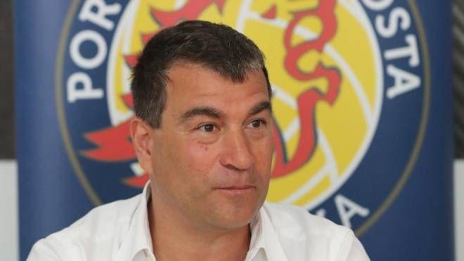 Gianluca Graziosi, nuovo allenatore del Porto Robur Costa Ravenna