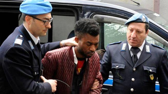 Innocent Oseghale (Foto Calavita)