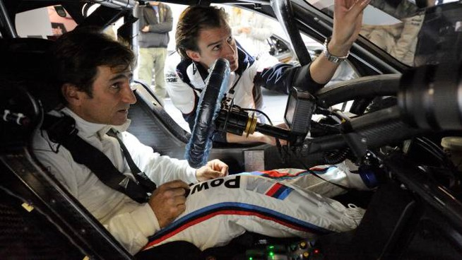 Alex Zanardi correrà al Misano World Circuit