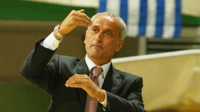 Cesare Pancotto (foto Lazzeroni)