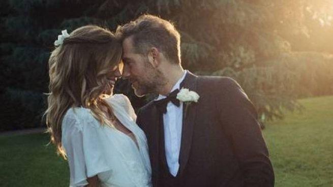 e5c8028f7078 Matrimonio Filippa Lagerback e Daniele Bossari