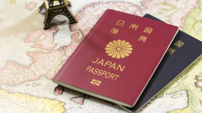 Il passaporto giapponese dà accesso a 189 paesi senza visto - Foto: MichikoDesign/iStock