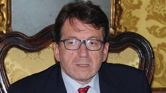 Il sindaco Gian Carlo Muzzarelli