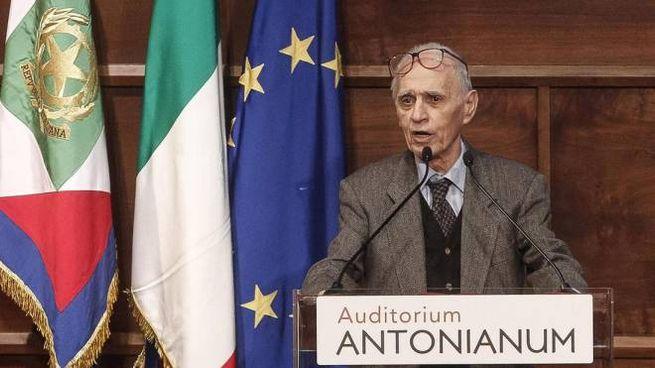 Pierre Carniti nel 2016 (Ansa)