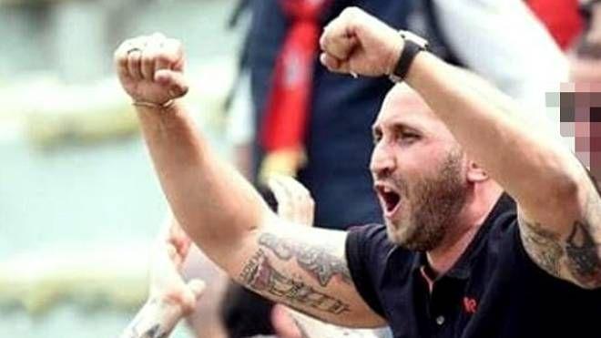 Luca Lucci, il capo ultrà finito in carcere