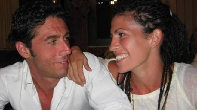 Dj Fabo con la compagna Valeria Imbrogno