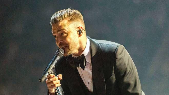 """Justin Timberlake ha inventato un """"nuovo"""" frutto: la braspberry - Foto: LaPresse"""
