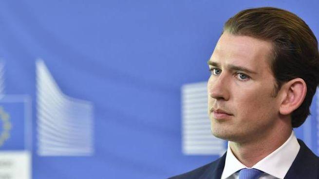 Sebastian Kurz, cancelliere austriaco (Ansa)