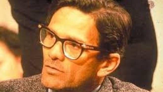 INTELLETTUALE Pier Paolo Pasolini è scomparso il 2 novembre 1975