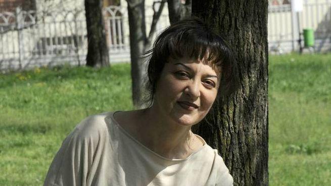 La scrittrice Flavia Selli