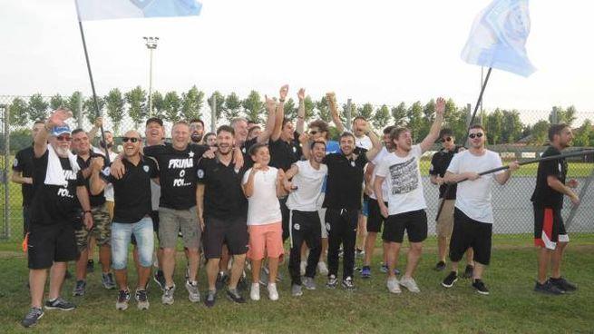 La Turchese neopromossa in Prima categoria passando per i playoff (Foto Donzelli)