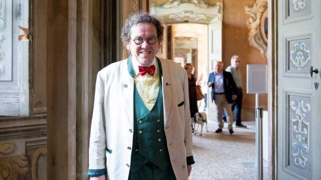 Philippe Daverio a Villa Arconati