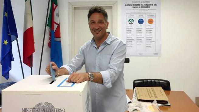 Antonio Solari, sindaco di Carro
