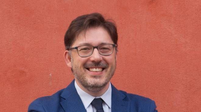 Riccardo Francone, sindaco di Bagnara di Romagna